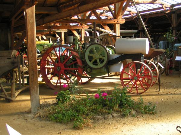 La Petite Couère Chatelais Nyoiseau Ancien véhicule village XIX ème siècle