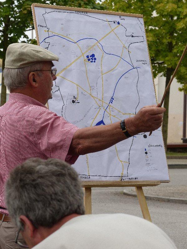 Journée découverte du 29 juillet 2014 - Historique du passé minier de Chazé-Henry - 1